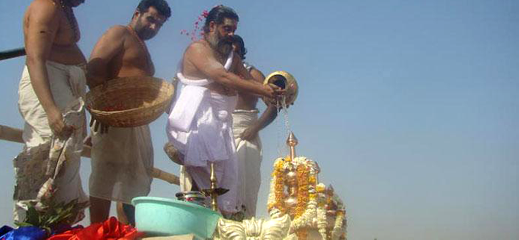 Punaprathistha temple at Shree Ayyappa Temple